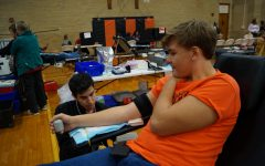 Spooky Blood Drive Visits CHS