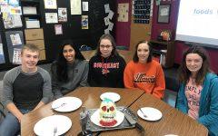 Dia de los Muertos Cake Competition