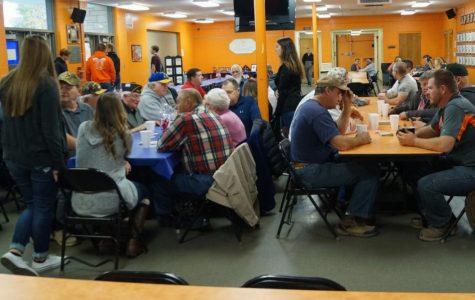 Breakfast honors veterans