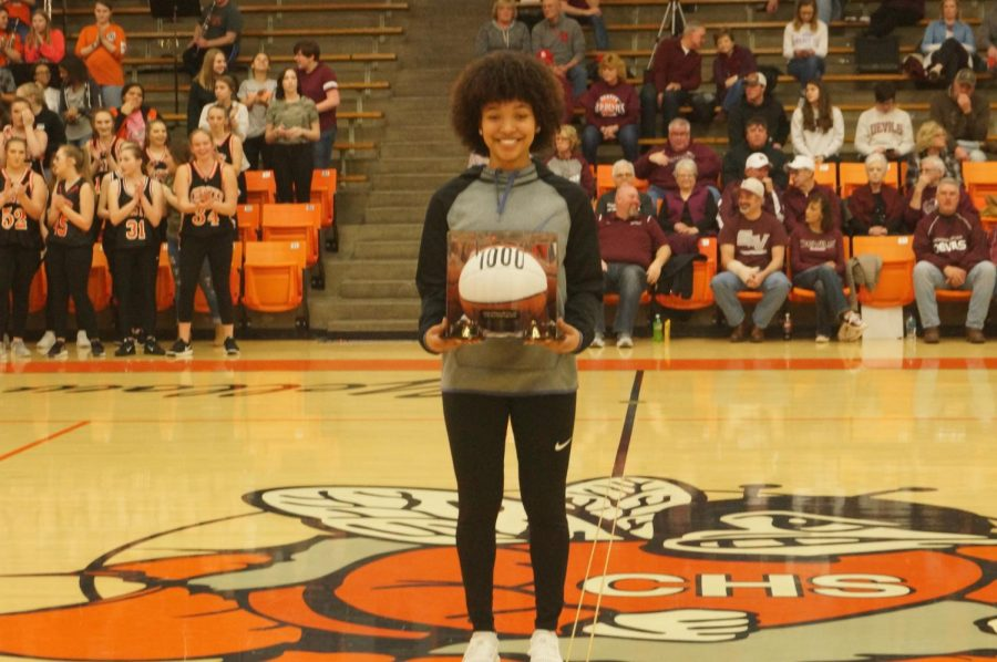 Williams Earns All-State Honors