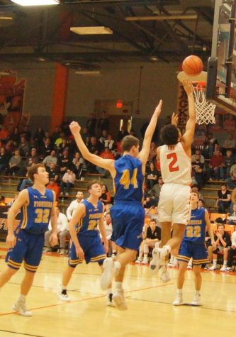 Chester Falls to Maroa