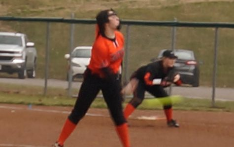 Softball team loses to Steeleville