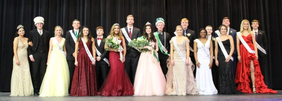 Prom Royalty Crowned