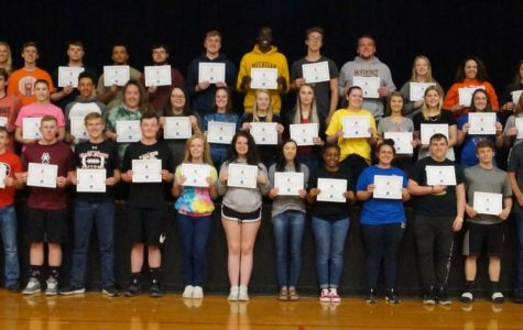 College Signing Day At CHS