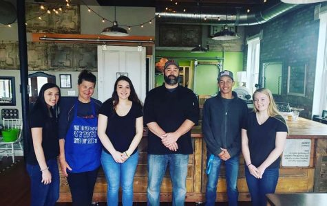 Students Visit Red Bud Restaurant