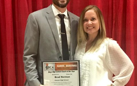 IBCA Honors Coach Norman