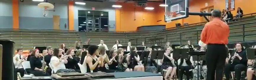 Musicians Perform Spring Concert
