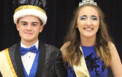 Homecoming Royalty Crowned