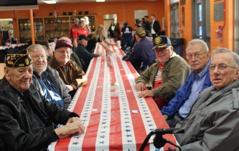 FCA Hosts Veterans' Breakfast