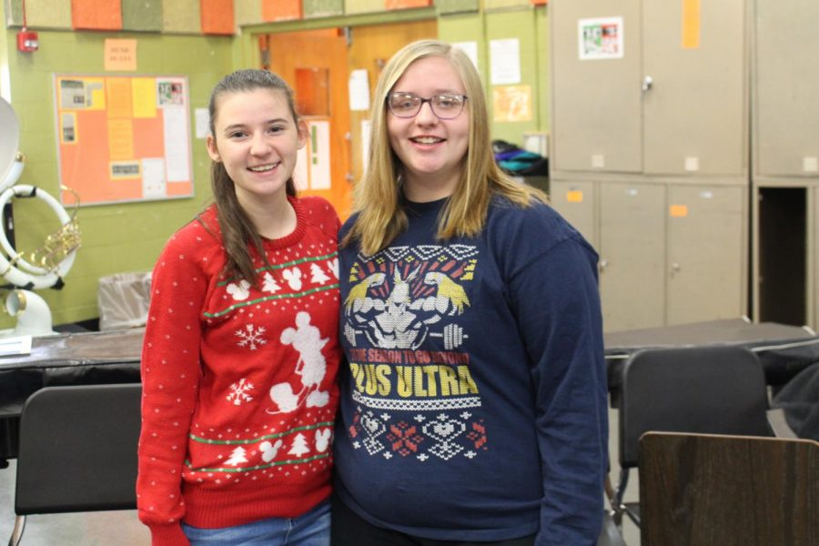 Ugly Christmas Sweater Thursday