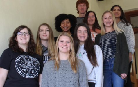 Nine Named State Scholars