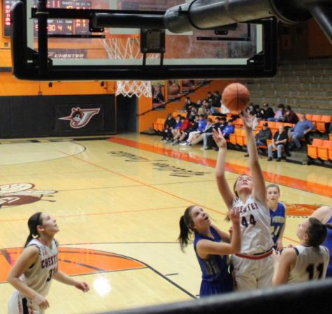 Lady Jackets Send Seniors Out With Win