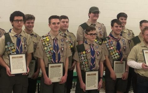 Kaskaskia District Honors Scouts