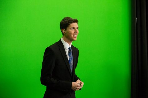 CHS Graduate Working As Meteorologist