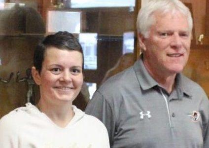 Coach Jennifer Hittmeier King & Coach Pat Knowles