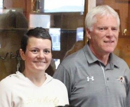 Coach Jennifer Hittmeier King & Coach Pat Knowles