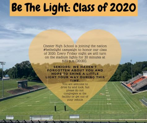 Field Lights To Honor Seniors