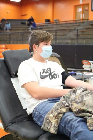 Blood Drive Collects 31 Pints