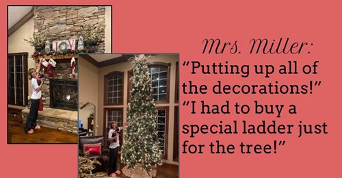 Faculty Shares Christmas Traditions