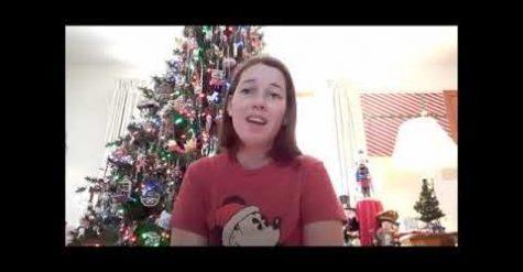 Swing Choir Presents Virtual Christmas Program