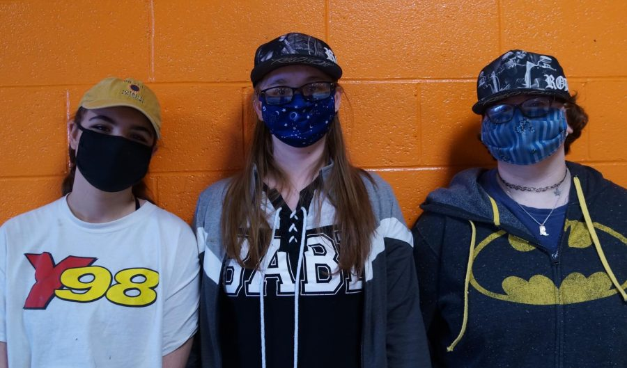Students wore hats for FFA Week Hat Day Feb. 22.