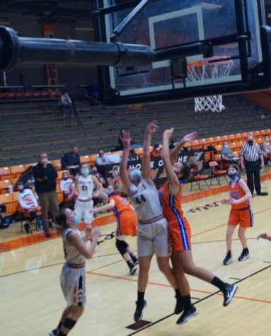 Lady Jackets Defeat Trico
