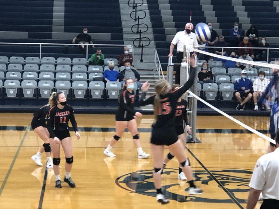 Volleyball Attendance Expanding