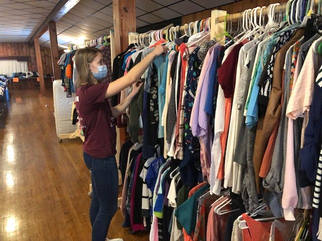 Free Clothing, Other Items At Leo Lair