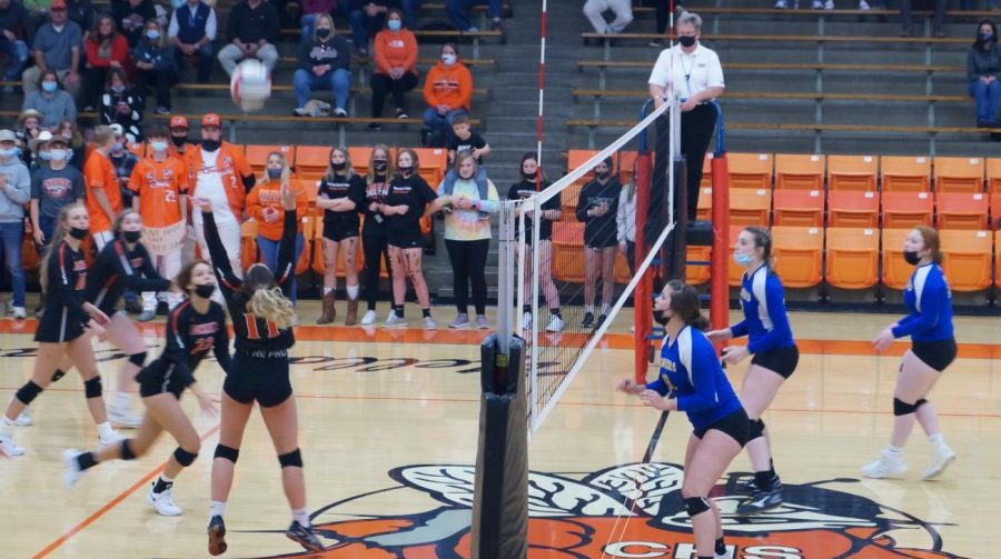 Chester defeated Trico to finish an undefeated Black Diamond Conference campaign.