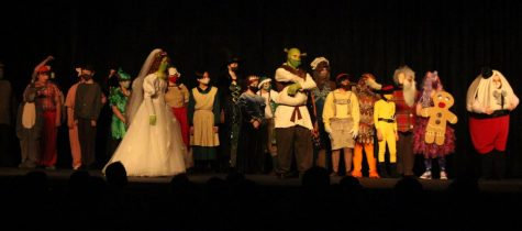 Shrek the Musical ended its run Saturday.
