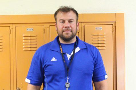 Meet the Staff- Mr. Bainter