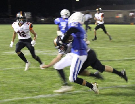 The Chester defense had a dominant performance in the win over Sparta.